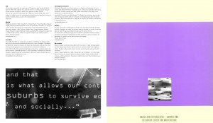 Inside and back cover