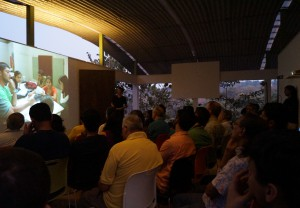 Henrik Valeur speaking at Design Centre, Goa, 2015