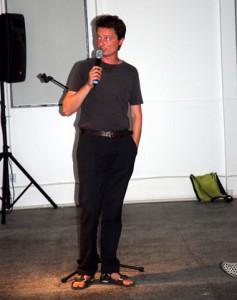 Henrik Valeur in Shanghai, 2006