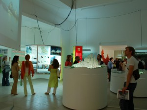 The Danish Pavilion (interior)